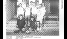 Basil Widmer in der Saison 1996/97 bei Usters A-Junioren...